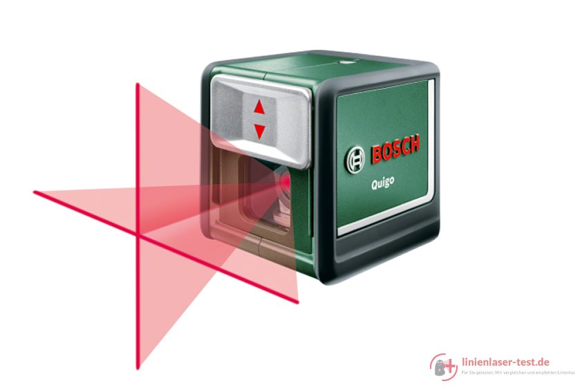 Bosch Quigo Linienlaser